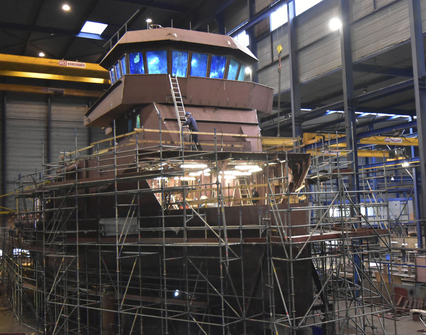 Thecla Bodewes Shipyards